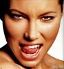 Jessica Biel Close Up