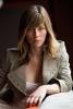 Jessica Biel Easy Virtue Shoot