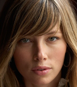 Jessica Biel natural beauty