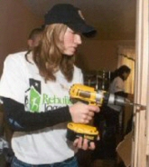 Jessica Biel is rebuilding homes for US veterans